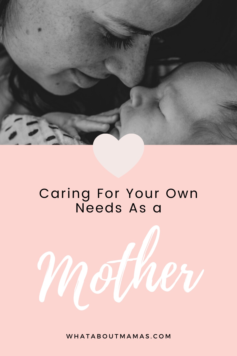 Caring for your needs as a new mom