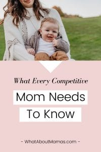 Competitive moms