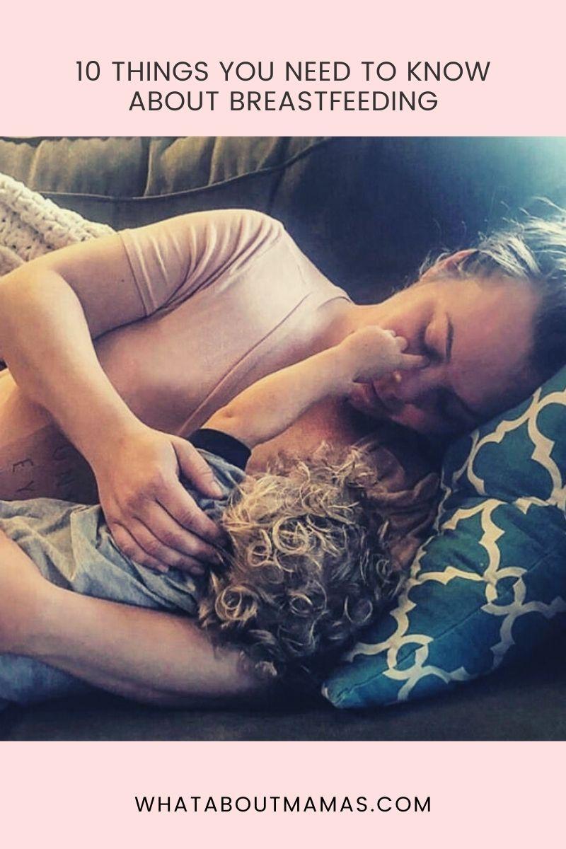 10 breastfeeding tips