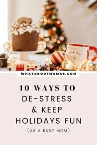 How to de-stress: manage your expectations