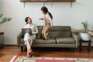 Productivity as a working mom