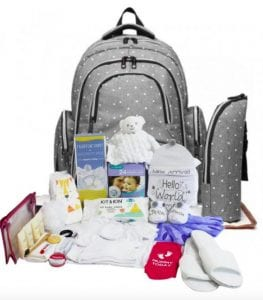 best pre packed hospital bag